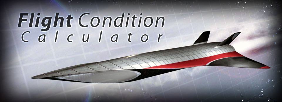 Flight Condition Calculator